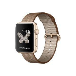 MONTRE CONNECTÉE Apple Watch Series 2 42 mm or-aluminium montre int