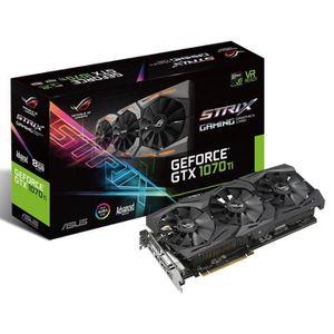 CARTE GRAPHIQUE INTERNE Carte graphique GeForce GTX 1070 Ti ROG A8G GAMING