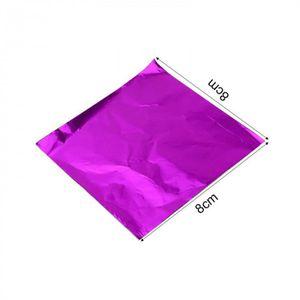 POCHETTE CADEAU Version purple -  100 Pcs-Lot Multicolore Bonbons