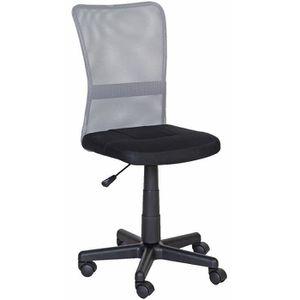 Chaise Bureau Noir Prosper Et Gris De QtCrBshdx