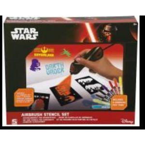 KIT DE DESSIN Kit de pochoirs pour peinture au pistolet Star War