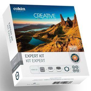 FILTRE PHOTO COKIN Kit Expert (153-121M-121-FH- Bagues 52. 55.