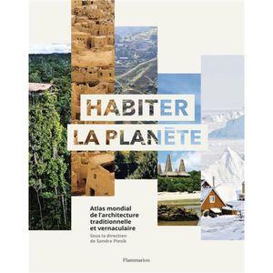 LIVRE ARCHITECTURE Livre - habiter la planète ; atlas mondial de l'ar