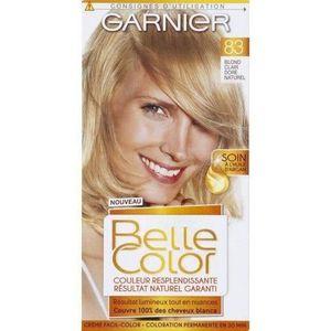 COLORATION GARNIER Coloration 83 Blond Clair Doré Naturel