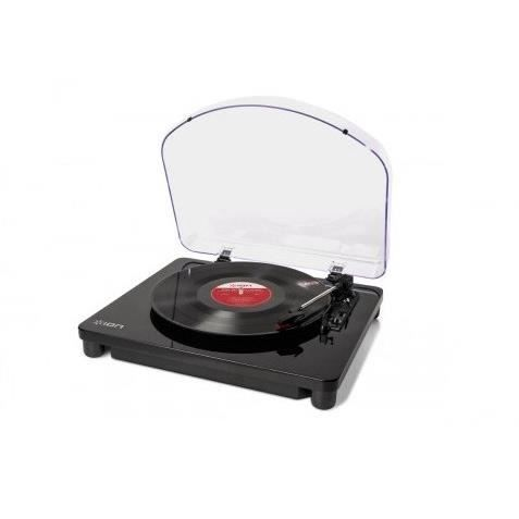 ION Classic LP Platine vinyle Noir
