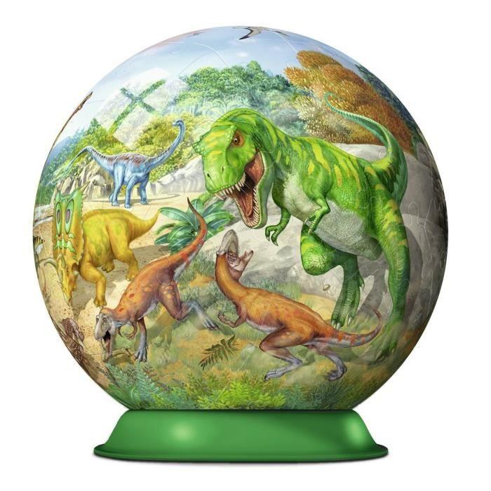 RAVENSBURGER Puzzle 3D Les dinosaures 72 pcs