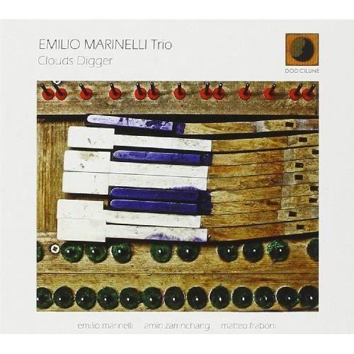 CD JAZZ BLUES Marcello Benetti - Shuffled
