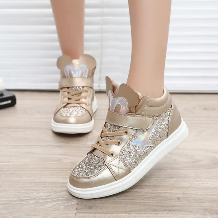Baskets Chaussures Enfant Fille