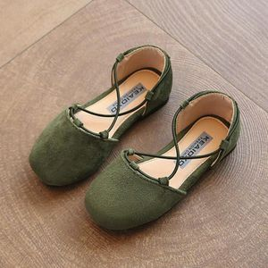 BOTTE Enfants Enfants Mode Bébé Solide Chaussures Décontractées Filles Chaussures Plastiques@BrownHM xfhmI
