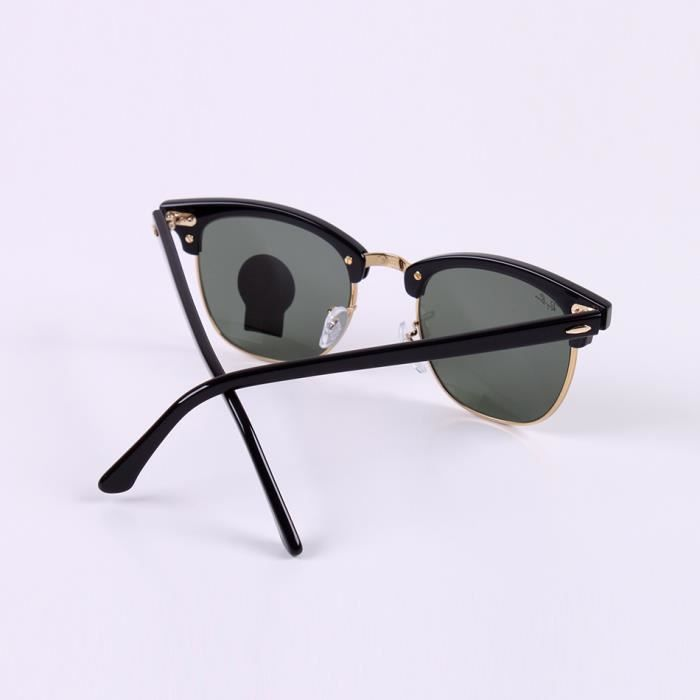 RAY BAN RB3016 W0365 51/21 CLUBMASTER Lunettes de soleil