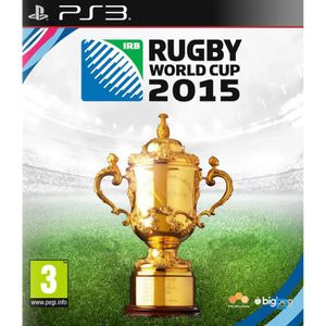 JEU PS3 Rugby World Cup 2015 Jeu PS3