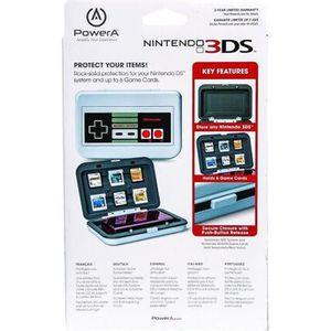 POWER A Boîte de rangement Retro Nes - Nintendo 3DS