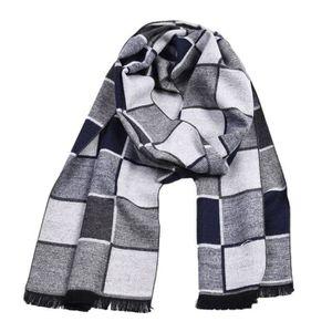 e98ce1cc1b3b ECHARPE - FOULARD Écharpe en cachemire personnalisée tricotée à carr ...