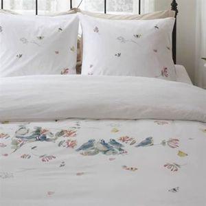 housse de couette 220x200 achat vente pas cher. Black Bedroom Furniture Sets. Home Design Ideas