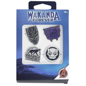 BADGES - PIN'S Black Panther Black Panther Pin's multicolore