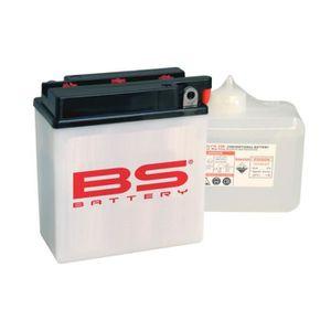 BATTERIE VÉHICULE Batterie BS BATTERY BB12C-A conventionnelle livrée