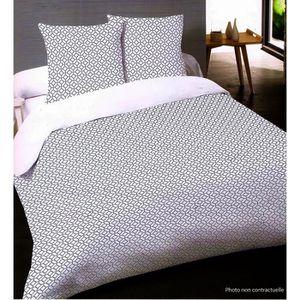 PARURE DE DRAP - Garniture de lit 2 personnes