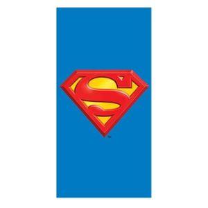SERVIETTE DE PLAGE SUPERMAN Serviette de plage microfibre 70x140 cm b