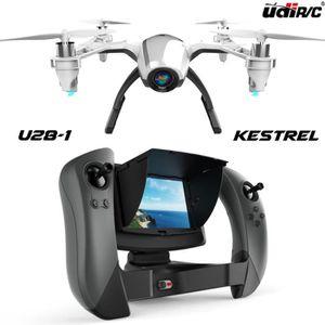 DRONE KESTREL UDI RC U28-1 - avec caméra et retour vidéo