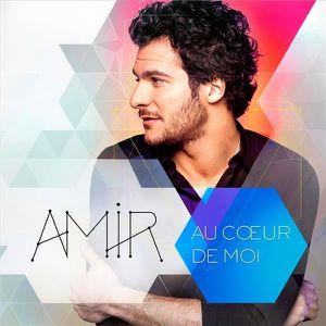 CD VARIÉTÉ FRANÇAISE Amir : Au cœur de moi