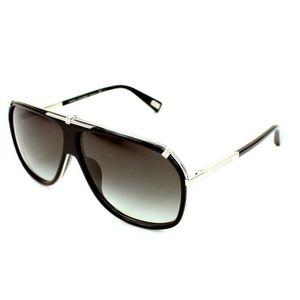 7d1834247b0fd3 LUNETTES DE SOLEIL Lunettes de soleil Marc Jacobs MJ305 S Noir - P… ...