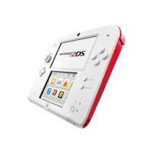 CONSOLE 2DS Nintendo 2DS - Console de jeu portable - blanc,…