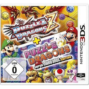 JEU 3DS PUZZLE & DRAGONS Z + PUZZLE DRAGONS SUPER MARIO BR