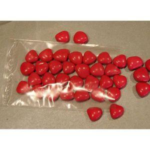 TULLE - NOEUD - RUBAN Lot de 1250 Sachets alimentaires transparent 6.5cm