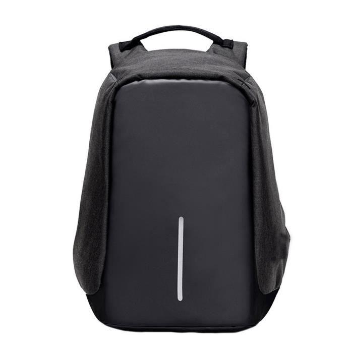 sac à dos Anti Thief ordinateur portable Business étanche résistant Voyage BK 1811
