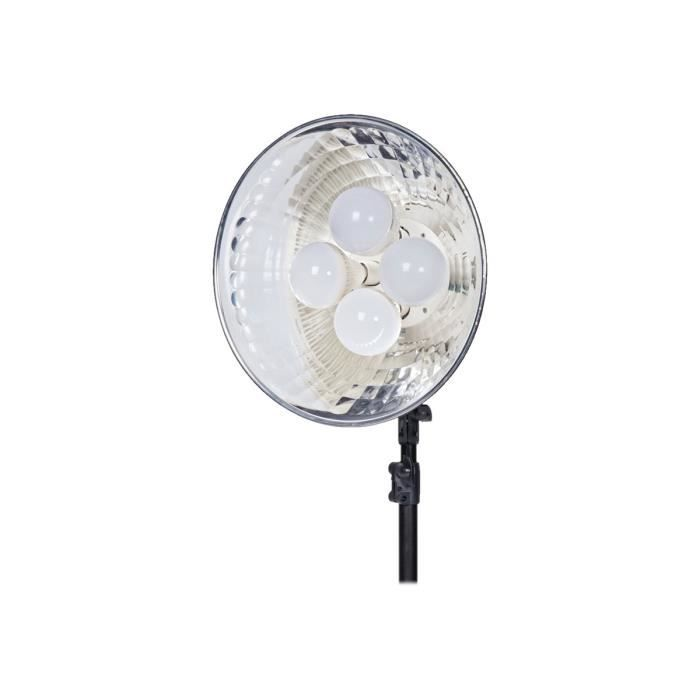 Dl Txscdrhq Têtes Light 400 Dörr 4 Led 1 Tête De Lampe X Continuous NP8wk0OnX