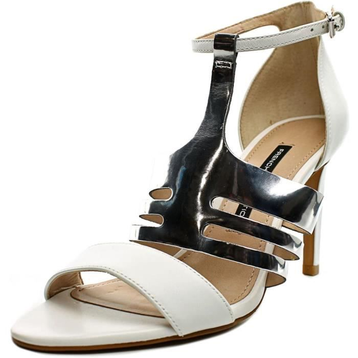 French Connection Lia Femmes Cuir Sandales