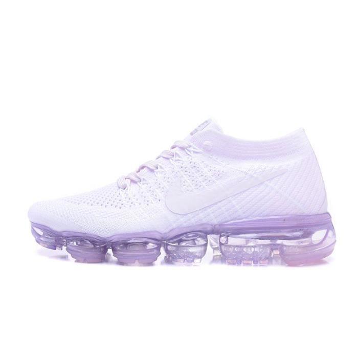 Air Femme Blanc Vapormax Running De Baskets Nike Flyknit Chaussures 7qwnxPpz