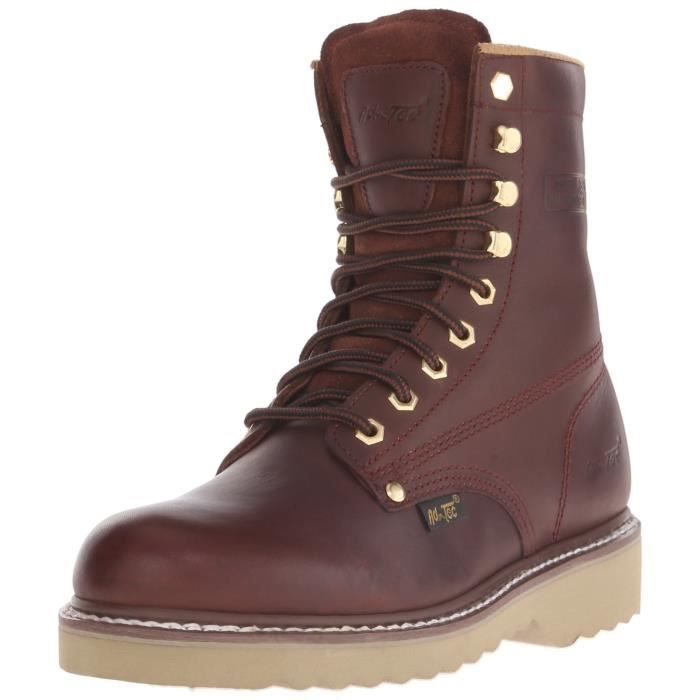 8 pouces Ferme Boot CILWN Taille-42 1-2 LD8pDw