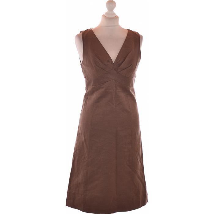 Robe 1.2.3 occasion très bon état Marron Marron - Achat   Vente robe ... 10605868bf7