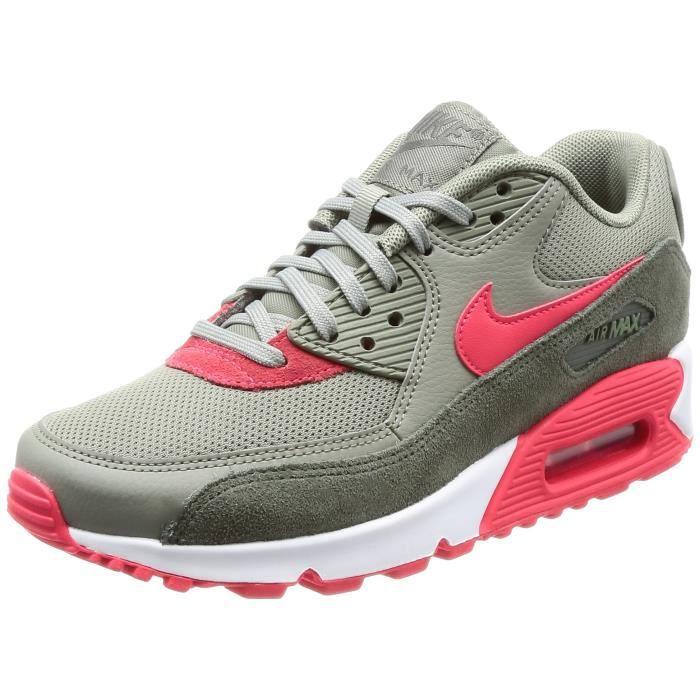 ed618bb8df3 NIKE chaussures de gymnastique air max 90 pour femme H5V53 Taille-36 ...