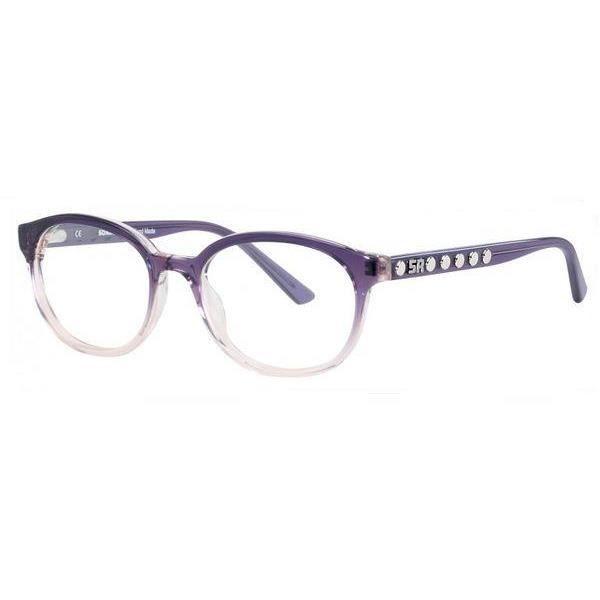 Monture Sonia Rykiel Violet, Rose - Achat   Vente lunettes de vue ... 41b6b7b2c141