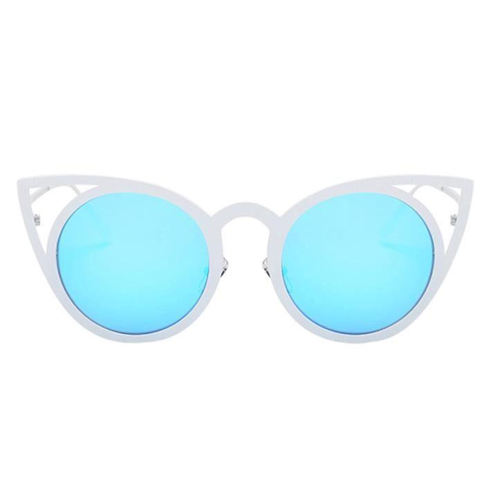 Deuxsuns® Femmes Hommes Mode Grand cadre Squar Lunettes de soleil Lunettes de soleil Marque Classique Sunglass@zf607