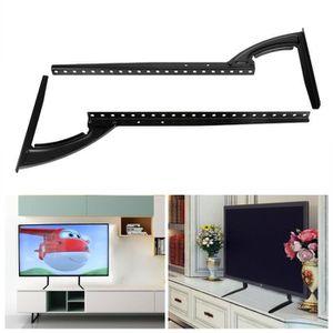 meuble tv avec support achat vente pas cher. Black Bedroom Furniture Sets. Home Design Ideas