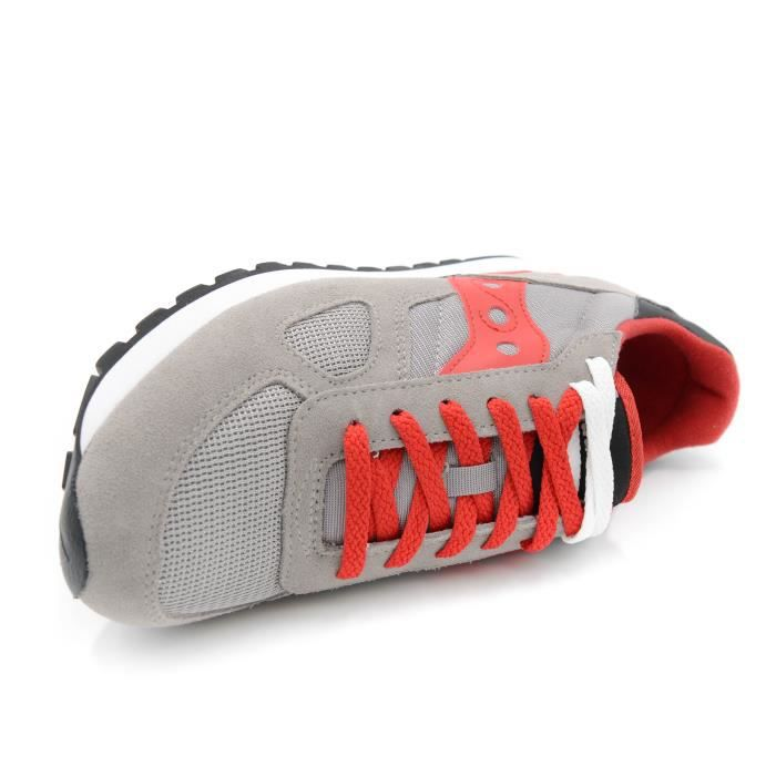 669 46 Basket Red T Shadow S2108 Grey Saucony homme noir xwBUqAwIH