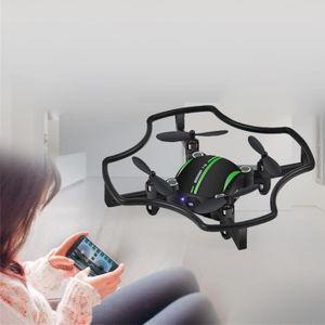 DRONE F19 Mini Drone Aititude Tenir Smart Voix Quadcopte