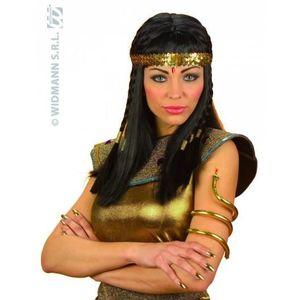 a0a4c563d86156 ACCESSOIRE DÉGUISEMENT BRACELET EGYPTIEN SERPENT DORE