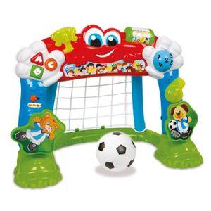 CAGE DE FOOTBALL Clementoni Baby - Coupe du Monde Vainqueur 2-en-1