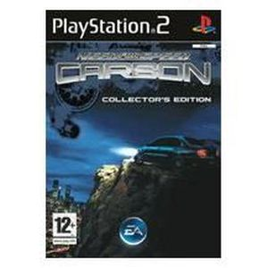 JEU PS2 NEED FOR SPEED CARBON EDITION COLLECTOR