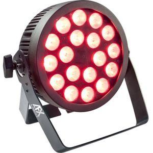 LAMPE ET SPOT DE SCÈNE AFX PROPAR18-HEX Projecteur professionnel à LED ha