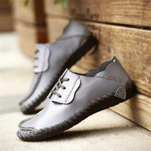 MOCASSIN Chaussures en cuir Homme De Plein Air EntrepriseRe