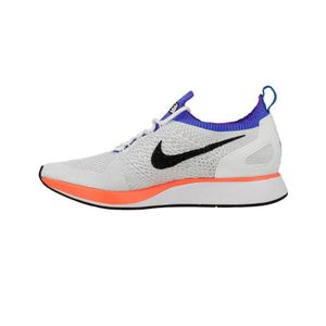 sports shoes 09945 028a3 BASKET Nike air zoom mariah flyknit racer pour femme (bla