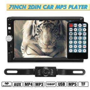 AUTORADIO NEUFU 7Pouces 2DIN MP5 Lecteur Autoradio Tactile B