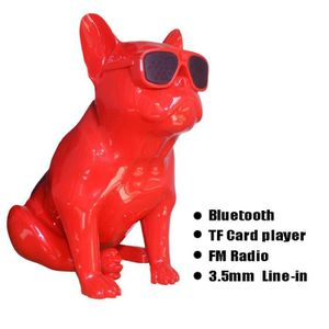 ENCEINTE NOMADE Plein Air Portable Basse Bouledogue Bluetooth Haut