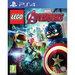 JEU PS4 LEGO Marvel's Avengers Jeu PS4
