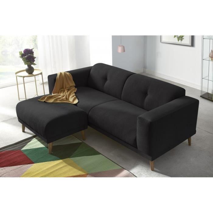 best canape avec pouf contemporary. Black Bedroom Furniture Sets. Home Design Ideas